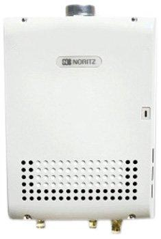NORITZ NR111-OD LP Outdoor Tankless Propane Water Heater,...