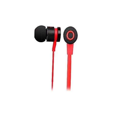 Direct Audio Single Ear Bud (Atomic Red)