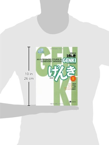 buy genki 2 an integrated course in elementary japanese book online at low prices in india genki 2 an integrated course in elementary japanese reviews