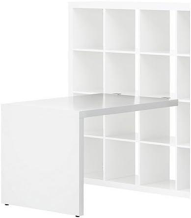 IKEA EXPEDIT - Escritorio, blanco - 115x78 cm: Amazon.es: Hogar