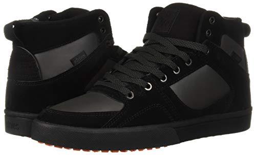 Htw Noir Homme gris baskets Chaussures Foncé Harrison Etnies SOqCW