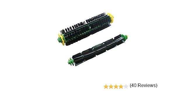 no original iRobot Roomba cepillo rodante y rodillo sacudidor para serie 500 Kit de alta calidad