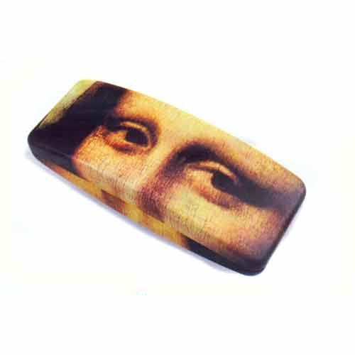 Mona Lisa Eyeglass Case By Acme Studio
