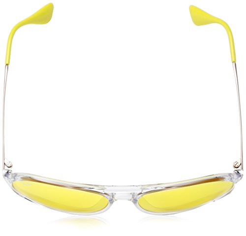 Yellow Lunettes Transparent Alex 59 Homme Montures Ban Ray de 6295C9 Transparent FZqwp