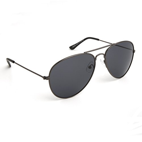 JOOX Classic Metal Aviator Sunglasses Protection Colored Lens (220 Sunglasses)
