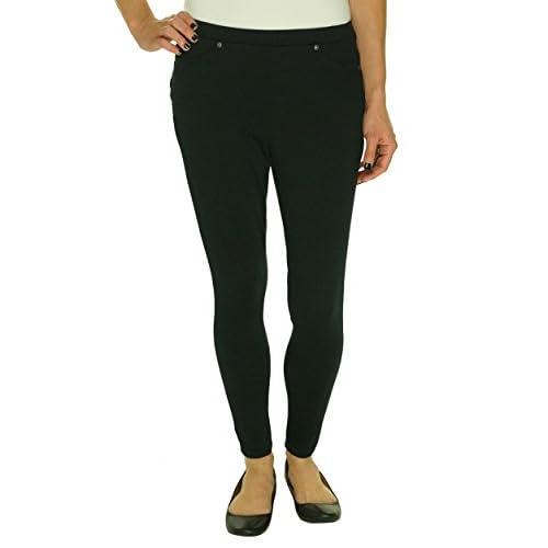 6d3766db7e9fb Style & Co Petite Skinny Pull On Twill Leggings new - s-c-r-a-p-inc.org