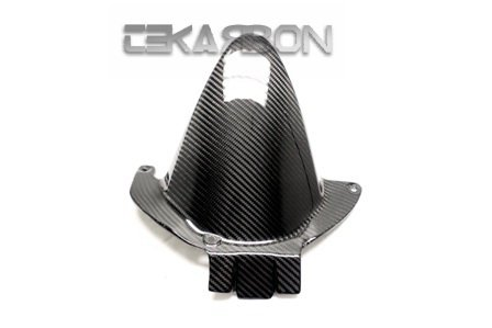 Tekarbon, Replacement for Rear Hugger, Honda CBR600RR (2005-2016), Carbon Fiber, 2x2 Twill Weave ()