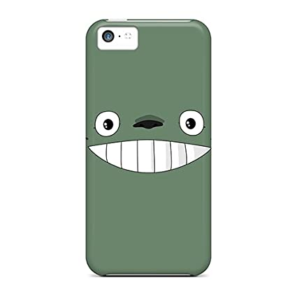 Amazon.com: Premium Phone Case For Iphone 5c/ Totoro Tpu ...