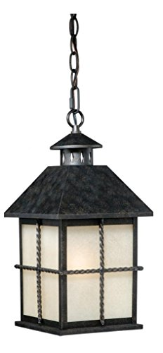 (Vaxcel One Light Outdoor Pendant T0030 One Light Outdoor Pendant)
