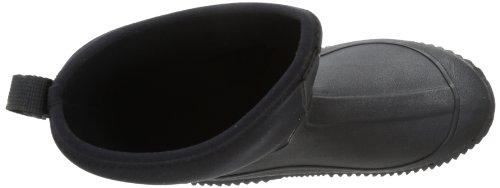 Muck Boot Arctic Hale Waterproof Breathable Flex Foam Rubber Kids Boot Black Y4 US