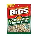 Bigs Lightly Salted Pumpkin Seeds, 5 Ounce -- 48 per case.
