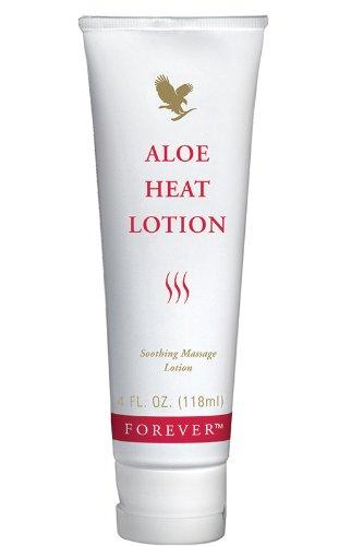 Aloe Lotion chaleur 4 oz