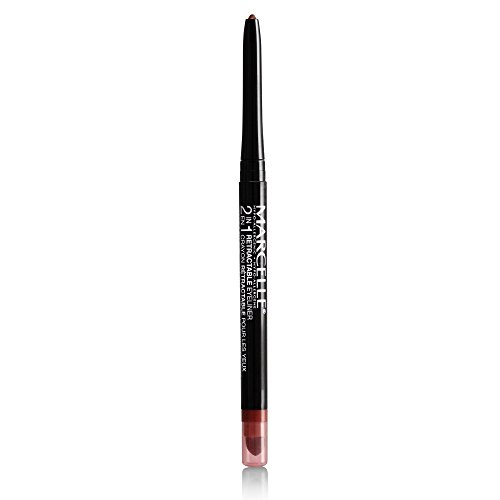Marcelle 2-in-1 Retractable Plumping Lip Liner, Perfect Nude