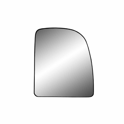 - Fit System 80237 Ford Right Side Manual/Power Replacement Mirror Glass with Backing Plate