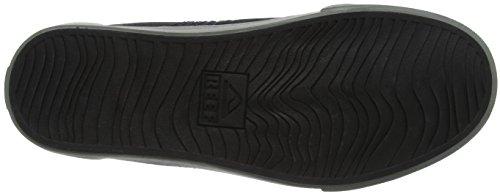 Reef Herren Ridge Sneakers Schwarz (Black/Grey)