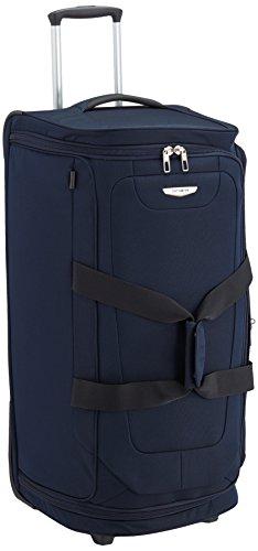 Samsonite Spark Duffle/Wh. 77/28 Bolsas de viaje, 37 cm, 113 L, Azul (Azul)