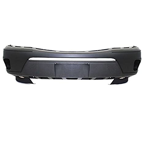 02-07 Rendezvous Front Bumper Cover Facial Assembly Primed GM1000643 12335515