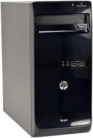 HP Pro 3500 Micro Tower Business Computer PC, Intel Core Quad i5 3470 up to 3.6 GHz, 12GB DDR3, 512G SSD, WiFi, BT, VGA, DVI, Windows 10 64 Bit-Multi-Language Supports English/Spanish/French(Renewed)   Amazon