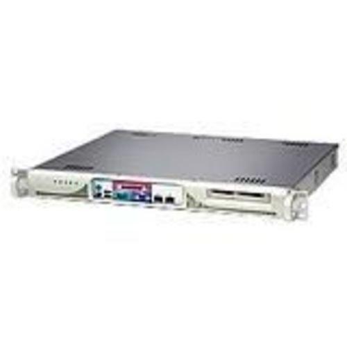 Supermicro CSE-513L-410 XEON 1U 2x2.5 BAY ATX with 410W DC Power Supply Beige