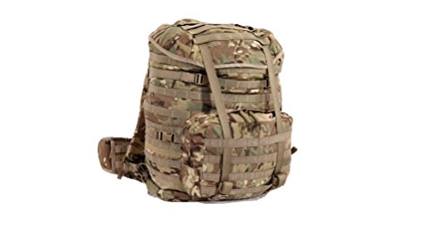 US Military Pack, MOLLE 4000, Multicam, Large, Complete ()