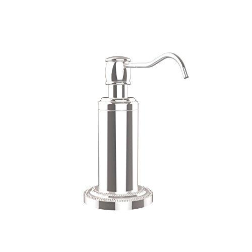 (Allied Brass DT-61-PC Dottingham Collection Vanity Top Soap Dispenser Polished Chrome)