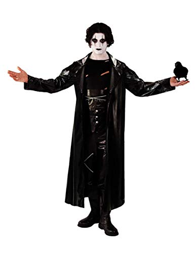Gothic 'The Crow' Avenger Costume]()
