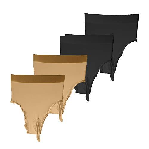Jual Men Nylon Sheer Underwear Thong Closed Sheath -  d2f0fbd35