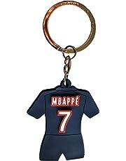 Sleutelhanger tricot MBAPPE – 7 – PSG – officiële collectie Paris Saint Germain