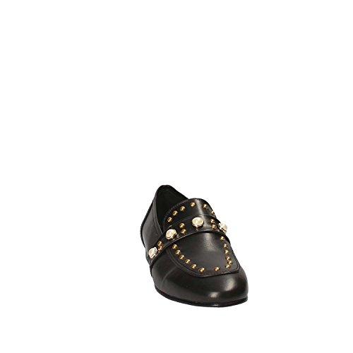 Mujer Bxqz7wh Grace Zapatos Mocasines 03o5 Negros De 1adqf1