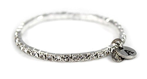 weiss-crystal-stretch-initial-bracelet-one-size-fits-all