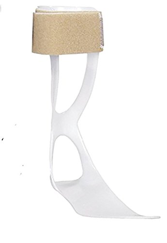 AliMed Swedish AFO, Women's Right, White
