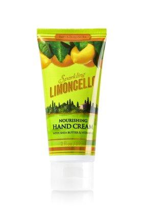 Bath & Body Works SPARKLING LIMONCELLO 2 OZ HAND CREAM X 2 ~