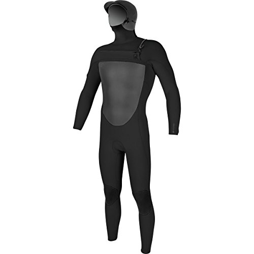 ONeill Mens ORiginal 5/4mm Chest Zip Full Wetsuit with Hood
