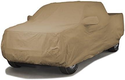クラフトカスタムフィット車のカバーシボレーモデル–block-it 380(トープ)