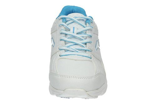 Joma , Baskets pour garçon blanc/bleu