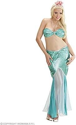WIDMANN Desconocido Disfraz Sirenita| talla L: Amazon.es: Juguetes ...