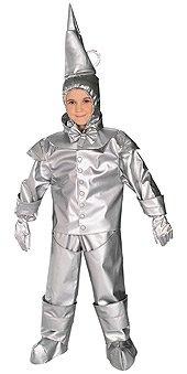 Toddler Tin Man Costume (Wizard Of Oz Tin Man Child Costume)