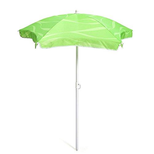 - Step2 42 inch Green Wavy Umbrella