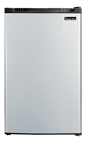 Magic Chef MCBR440S2 Refrigerator Stainless