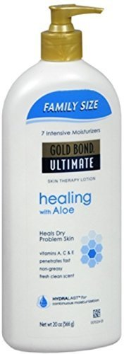 Gold Bond Ultimate Healing Skin Therapy Lotion with Aloe, 2