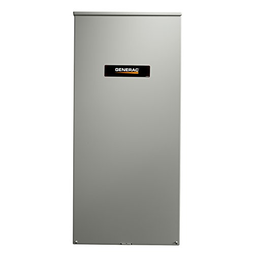 (Generac RXSW200A3 200 AMP Smart Transfer Switch)