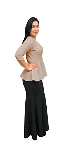 DBG - Camisas - para mujer marrón
