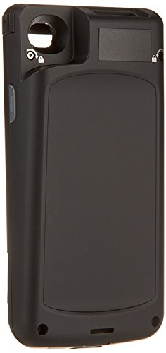 Honeywell Scanning SL22-020211-K6 Captive, Sled for Apple iPod Touch 5G and 6G, Std Battery, Msr, Black, Lev 6 Wall Charger with Us and EU Plugs, USB Cable, Documentation
