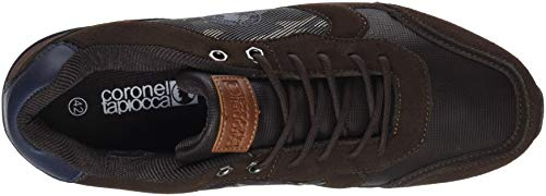 Scarpe Coronel da trekking Marrone Caballero verde Tapiocca Comb marrone 0 Marrone marino uomo qxaHapXw