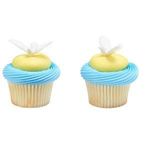ning Spiritual First Communion Cupcake Cake Topper Picks - Set of 24 ()