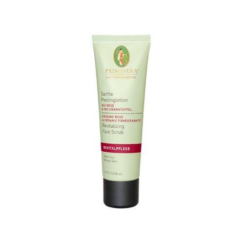 Primavera Life - Revitalizing Face Scrub - Rose & Pomegranat