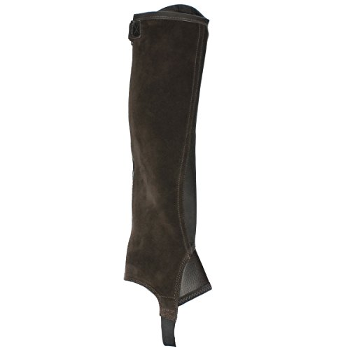 Concord Smooth Chocolate Black Ariat Chap Unisex OdvORq