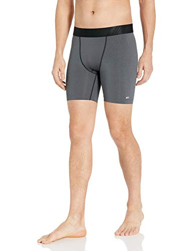 "Amazon Essentials Men's Base Layer Control Tech 6"" Short"