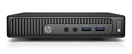 HP Desktop Intel Core i5 4GB Memory 500GB Hard Drive Black 1MV61UT