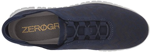 Blue Grey Genevieve Women's Marine Vapor Trainer Haan Perf Zerogrand Perforated Cole Nubuck qSwRaR